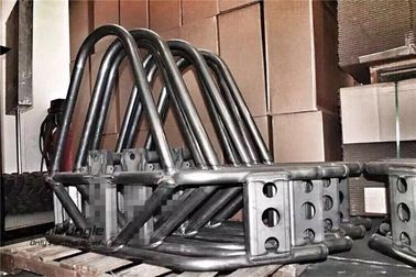 Jeep Wrangler 2007+ Accessories Jeep Wrangler Defender Tire Carrier Material: Stainless